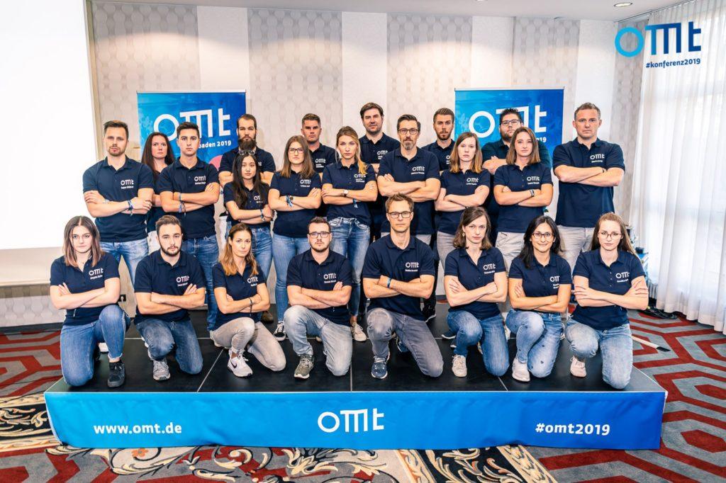 OMT 2019 Gruppenbild