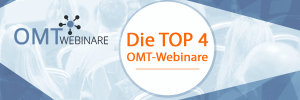 Best of! Die TOP 4 OMT-Webinare