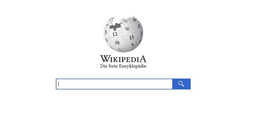 Wikipedia - freie Enzyklopädie - Backlinkquelle